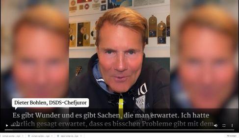 Dieter Bohlen Statement Zum Ausstieg Michael Wendler
